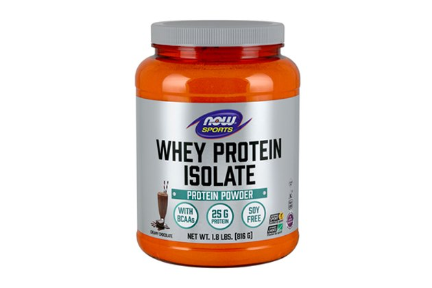 NOW®️ Sports Whey Protein Isolate