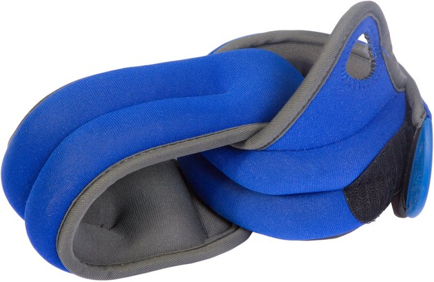 Blue Wrist Weights