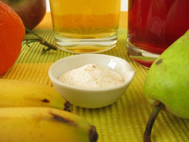 Probiotics and Prebiotics in juice