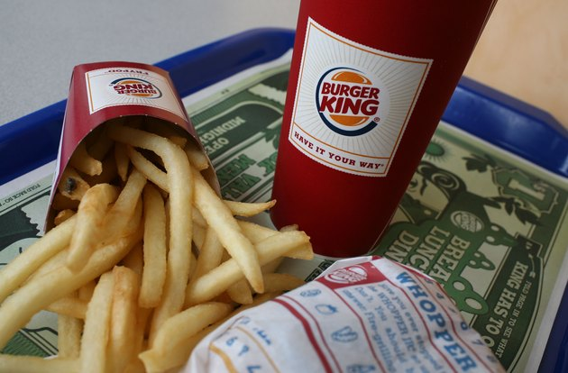 Burger King Surprises Wall Street With Large Rise In Quarterly Earning