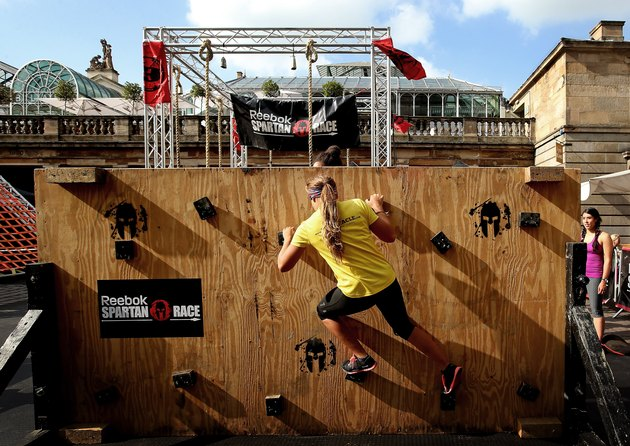 Reebok Spartan Race Pop-up Event