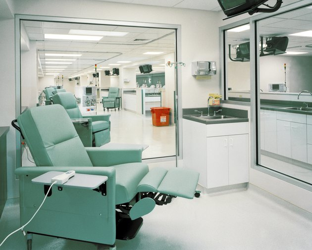 Dialysis Treatment Room