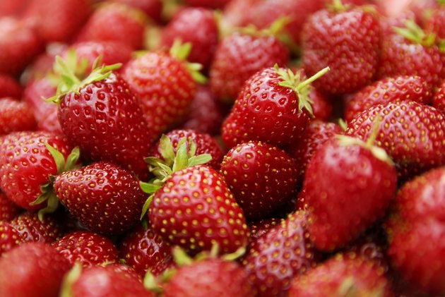 Heap of Strawberries
