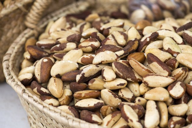 Brazil Nuts On The Market