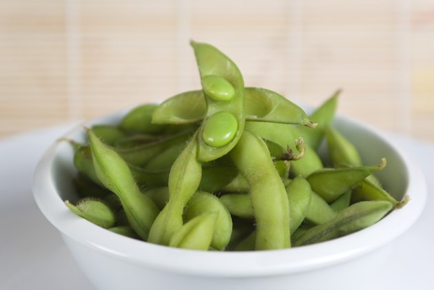 Japanese Edemame Soybeans