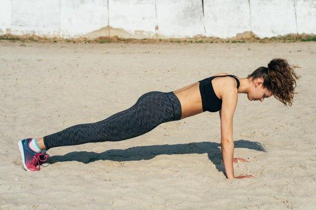 The Basic Plank