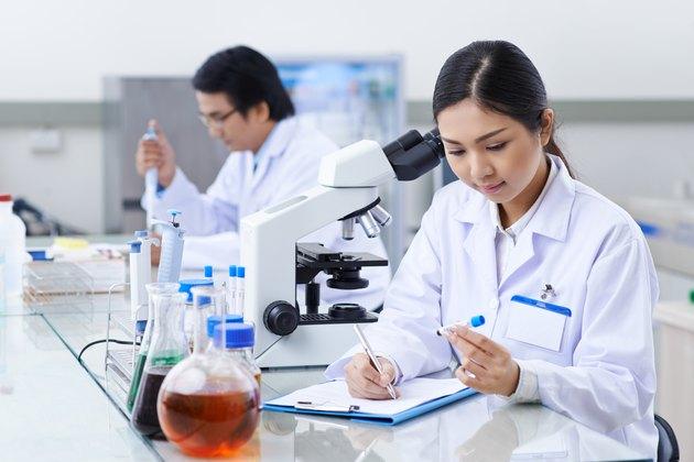 Signing test-tubes