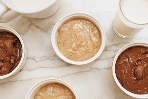 Homemade Nut Butter and Almond Milk
