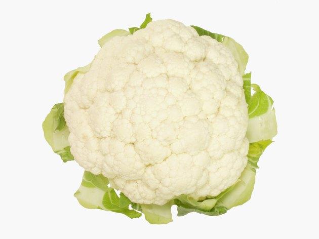 Close-up of a cauliflower