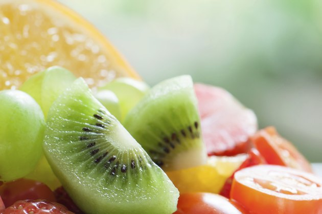 Fruits salad for healthy
