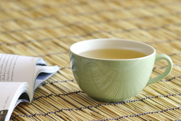 white tea for health