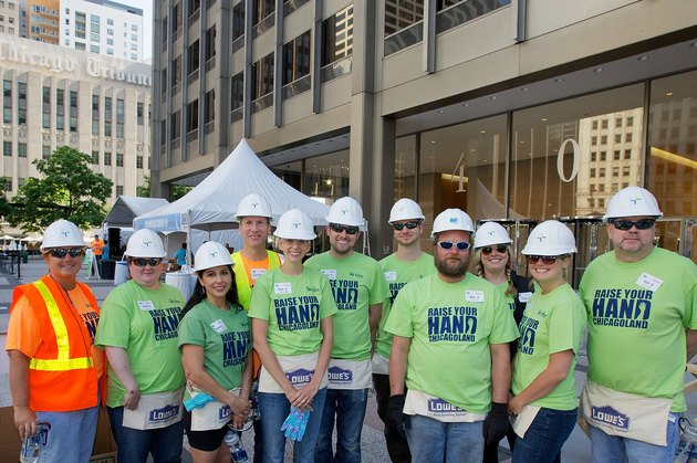 Habitat For Humanity In Chicago - Day 5