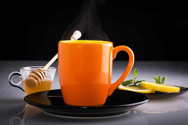 Cup of hot tea