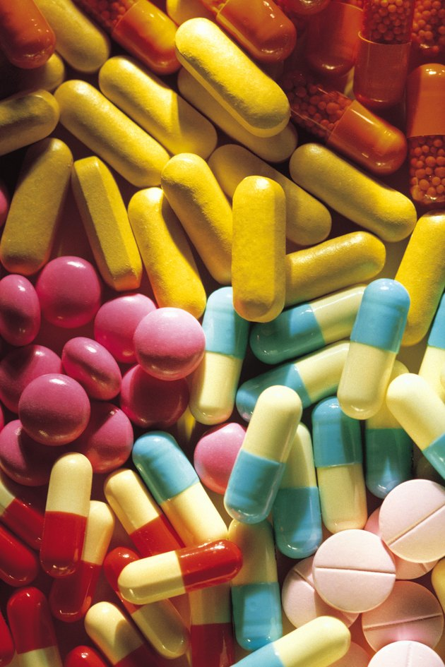Variety of prescription drugs