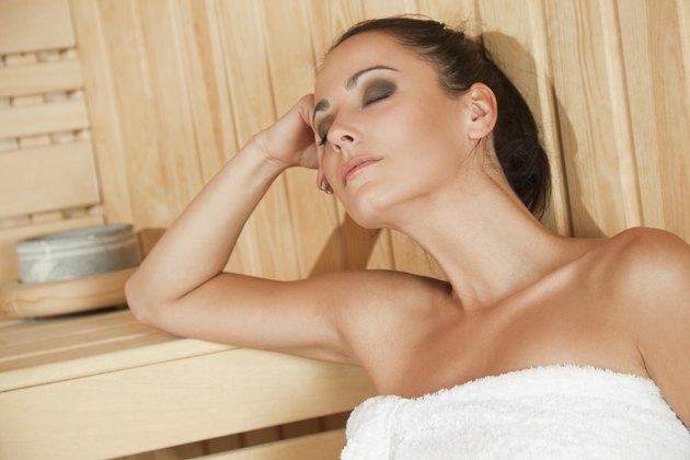 Female sauna
