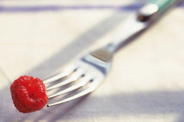 Raspberry, Close Up