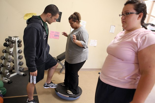 Special School Helps Kids Combat Childhood Obesity