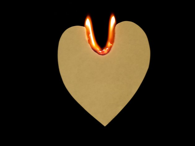 Love You (U-shaped flame) #2