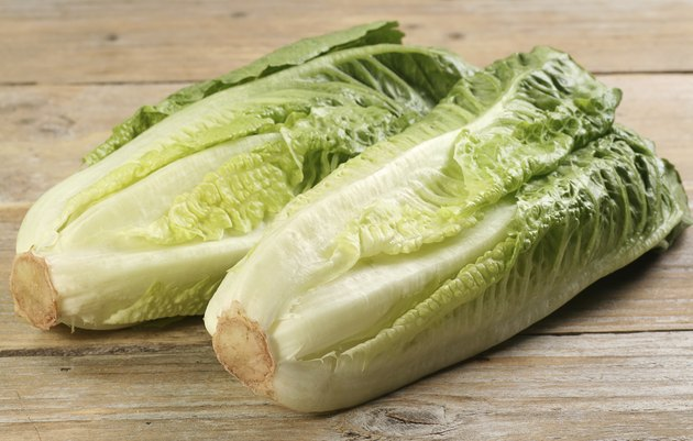 romaine lettuce hearts