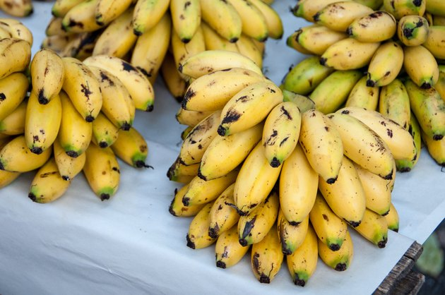 Bananas at the Market