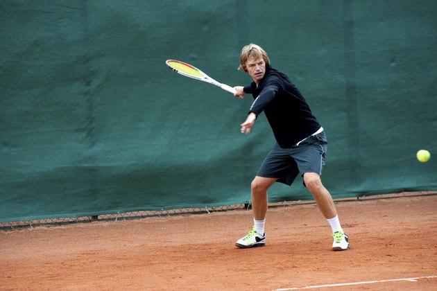 Tennis player (young man)