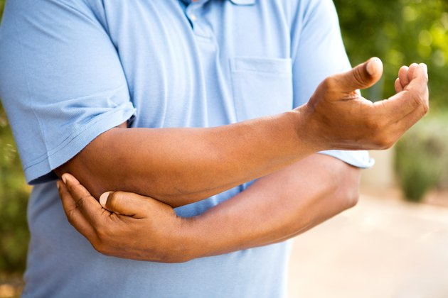 Elbow pain and arthritis