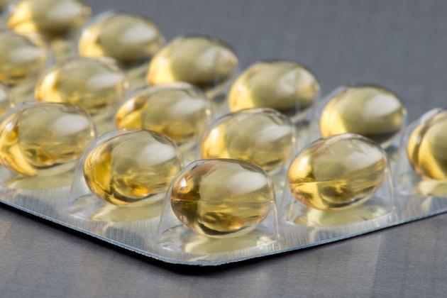 Omega-3 Capsules