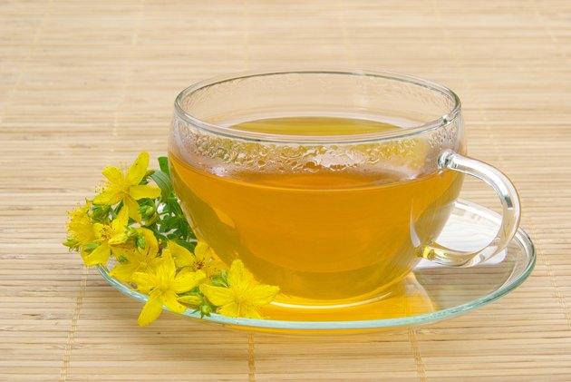 Tee Johanniskraut- tea St Johns wort 13