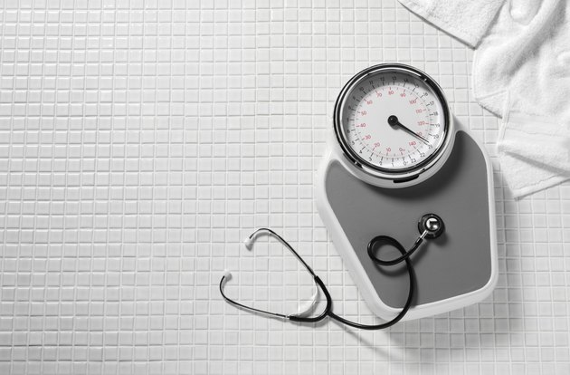 Bathroom Scales and a Stethoscope