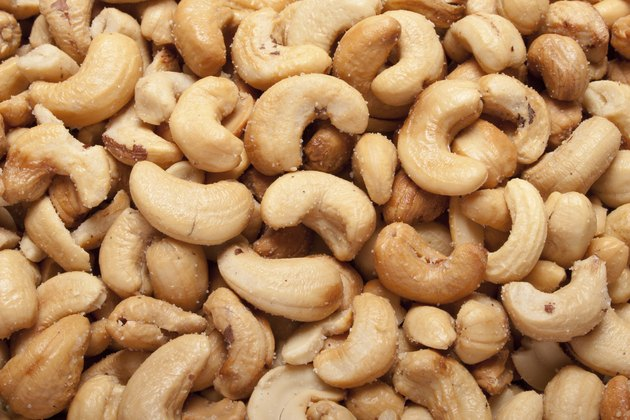 Fried cashew