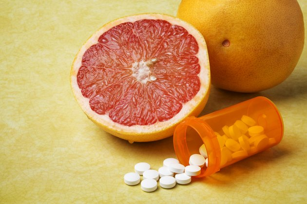 Grapefruit and Prescription Medication
