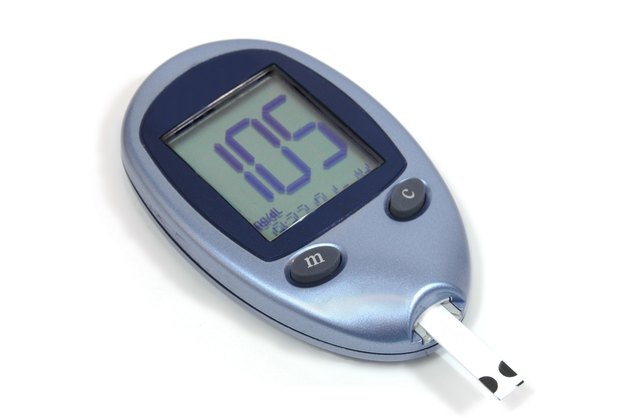 Blood Glucose Monitor - Normal Test Results