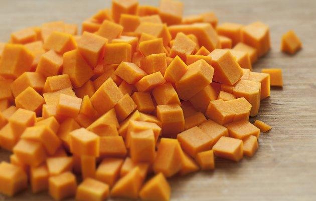 Butternut Squash Cubes