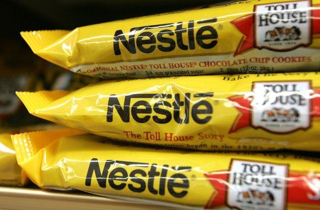 Nestle Net Profit Rises 21 Percent