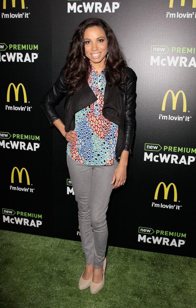 McDonalds Premium McWrap Launch Party