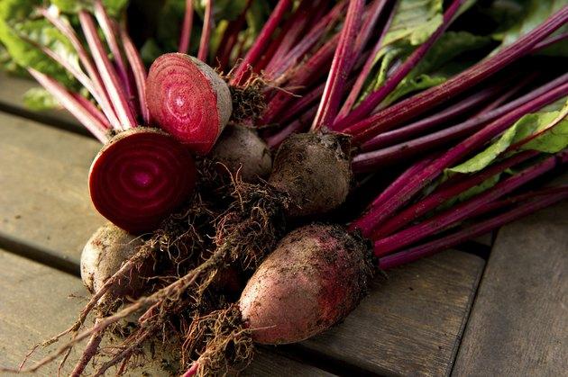 Raw Organic Beets