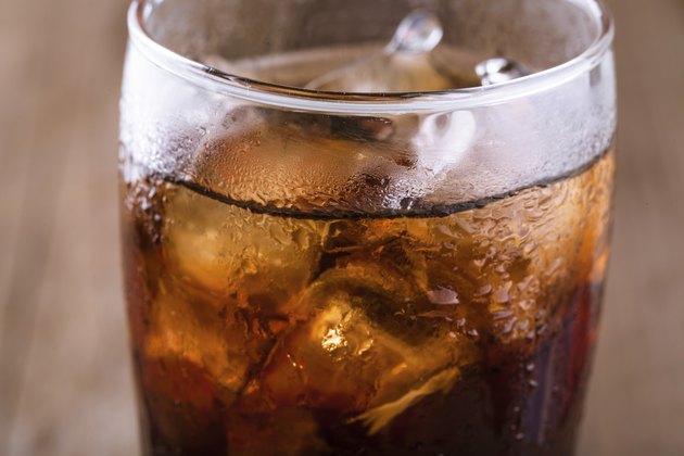 coke with ice