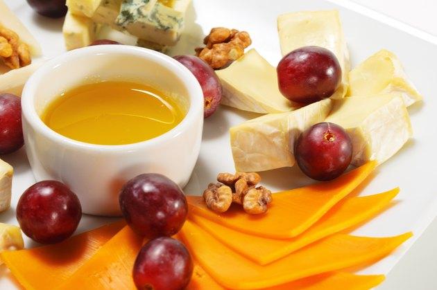 Dessert - Cheese Plate