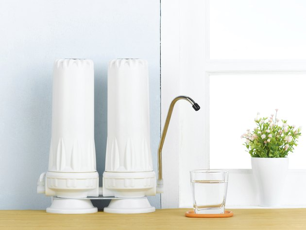 Water filters for better healthy