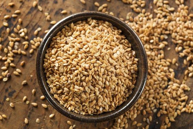 Organic Raw Flax Seeds