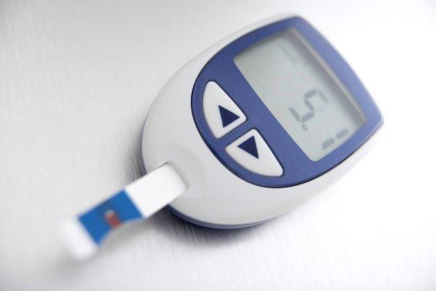 Blood glucose tester