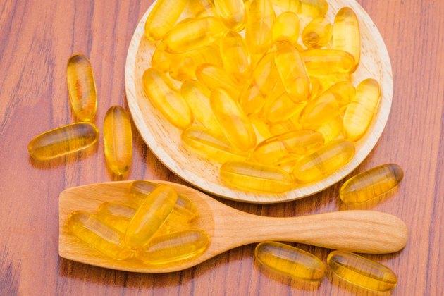 Fish oil medicine
