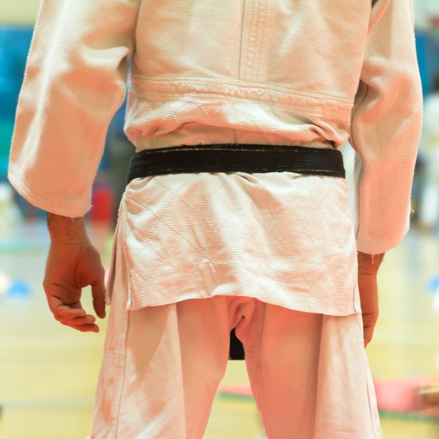 Black Belt Fighter, martial arts