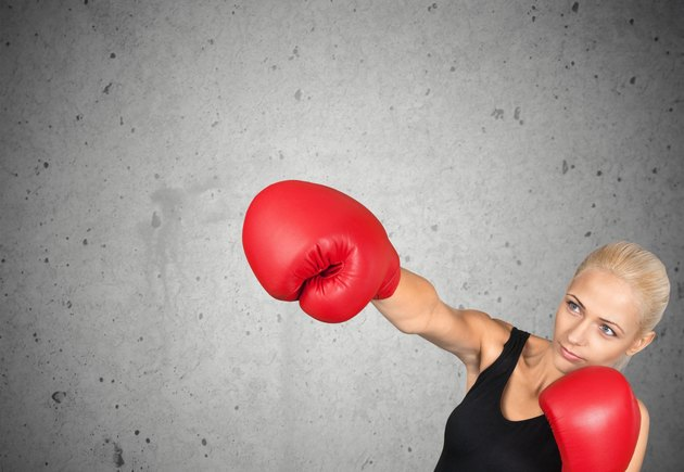 Boxing, Women, Kickboxing