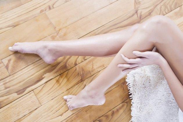 treatment of leg