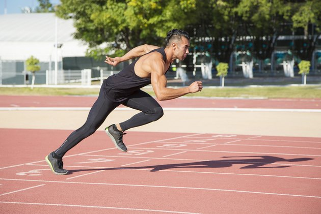 Olympic atlete