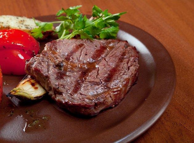 Grilled beef - steak