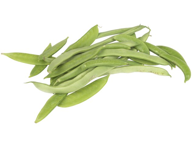 Bunch Of Lima Beans