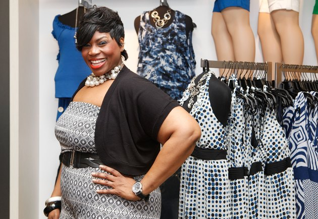 Grand Opening Of Ashley Stewart's New Flagship Store