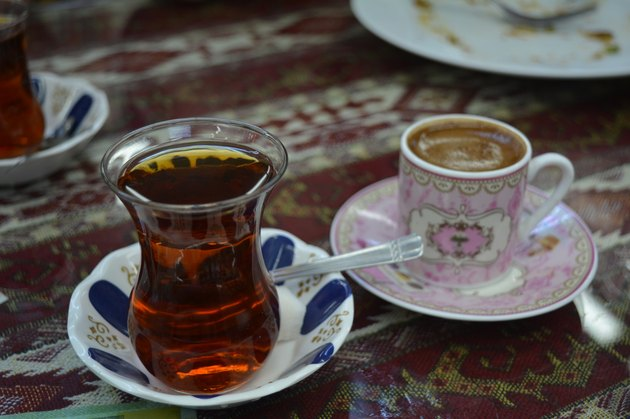 Tea & Coffee in Turkey